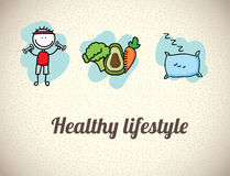 Nutrition infographics vector illustration