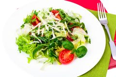 Nutrition menu for healthy lifestyle, the concept of weight loss. Studio Photo stock photography