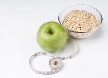 Nutrition. Natural sport nutrition Stock Images