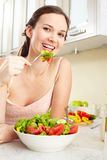 Nutrition saine Photos libres de droits
