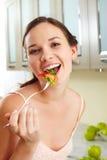 Nutrition saine Photographie stock libre de droits