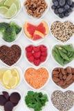Nutrition saine images stock