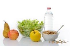 Nutrition saine Image libre de droits