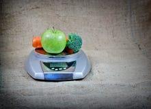 Nutrition saine - alimentation saine Images libres de droits