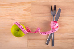 Nutritional regimen Royalty Free Stock Images