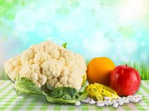 Nutritional Supplement Royalty Free Stock Images