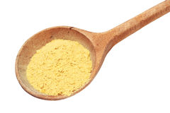 Nutritional Yeast Flakes Royalty Free Stock Images