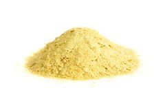 Nutritional yeast Royalty Free Stock Image