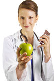 Nutritionist Royalty Free Stock Photos