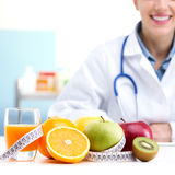 Nutritionist Doctor Stock Image