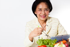 Nutritionist Royalty Free Stock Image