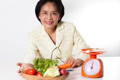 Nutritionist Stock Image