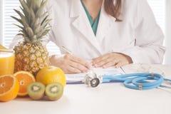 Nutritionist Stock Photos