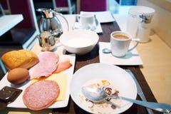 Nutritious завтрак стоковое изображение rf