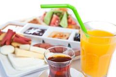 Nutritious завтрак стоковое изображение