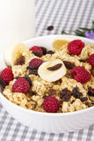 Nutritious breakfast Stock Photos