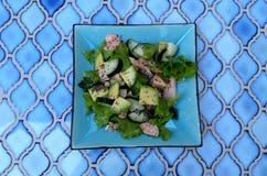 Nutritious healthy lunch Stock Photos