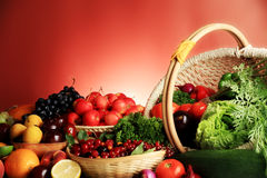 Nutrizione Fotografie Stock