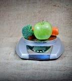 Nutrizione adeguata Fotografia Stock