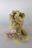 Nutrizione dell'alimento dell'arachide Immagini Stock Libere da Diritti