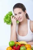 Nutrizione e dieta fotografia stock libera da diritti