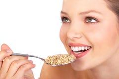 Nutrizione sana fotografia stock