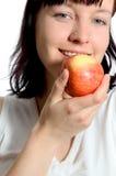 Nutrizione sana Immagini Stock Libere da Diritti