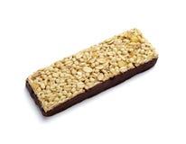 Nutrizione sana dell'alimento dei cereali della barra di Muesli fotografia stock