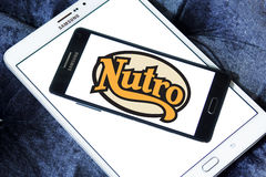 Nutro pet food logo Royalty Free Stock Photo