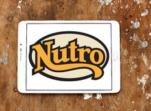 Nutro pet food logo Stock Photo