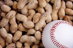 nuts арахисы Стоковые Фотографии RF