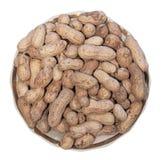 nuts арахис Стоковые Фото