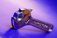 nuts гаечный ключ винта Стоковые Фотографии RF