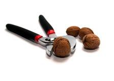 nuts пинцеты Стоковое фото RF