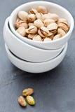 nuts раковины фисташки Стоковая Фотография RF