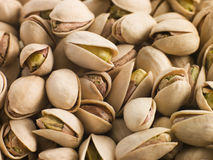nuts раковины фисташки Стоковое фото RF