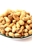 nuts раковины Стоковая Фотография RF