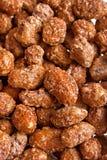 nuts сахар Стоковые Фото