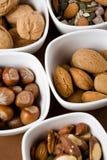 nuts семена Стоковые Изображения