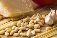 nuts сосенка Стоковые Изображения RF