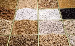 Nuts. Background. ( high. res. background Royalty Free Stock Image