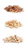 Nuts. Stock Photos