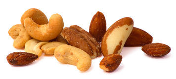 Free Nuts Royalty Free Stock Photos - 2157468