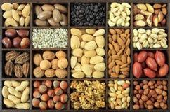 Nuts royalty free stock photos