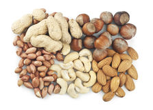 Nuts Stock Photos