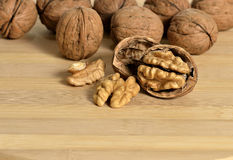 Nuts Royalty Free Stock Photos