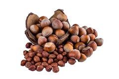 Nuts002 foto de stock royalty free