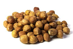 Nuts. Royalty Free Stock Photo