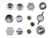 Free Nuts And Bolts Stock Images - 14456584