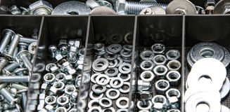 Free Nuts And Bolts Royalty Free Stock Images - 31593869